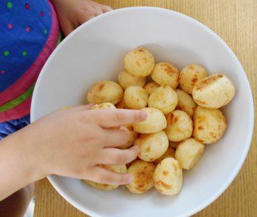 Rezept: Brasilianische Käsebällchen